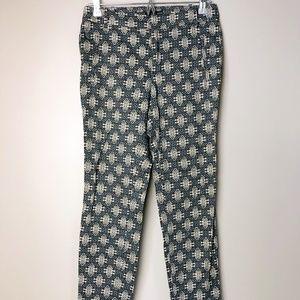 ZARA Patterned Trousers
